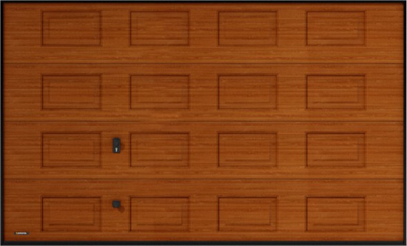 Brama garażowa VENTE K2 RA