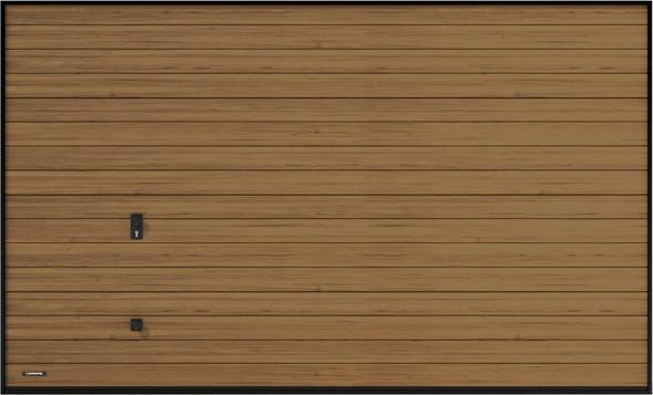 Brama garażowa VENTE K2 RC