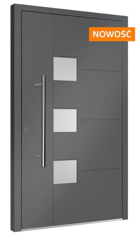 Drzwi zewnętrzne S107