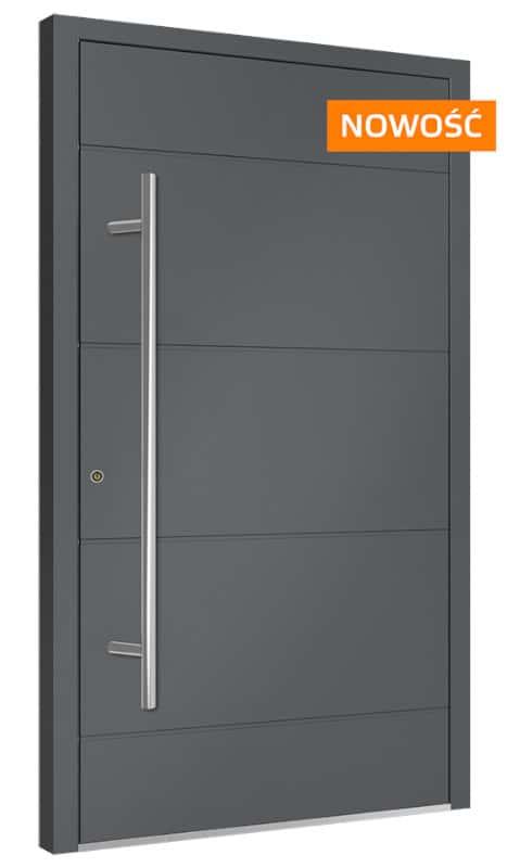 Drzwi zewnętrzne S109