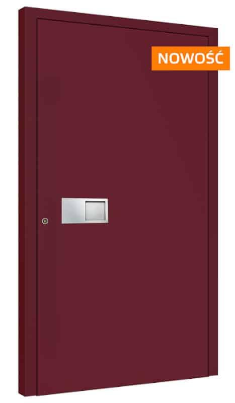 Drzwi zewnętrzne S206