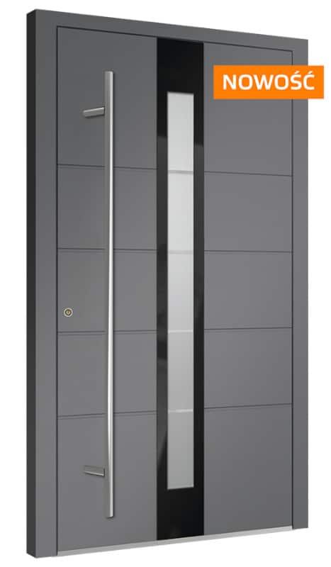 Drzwi zewnętrzne S302