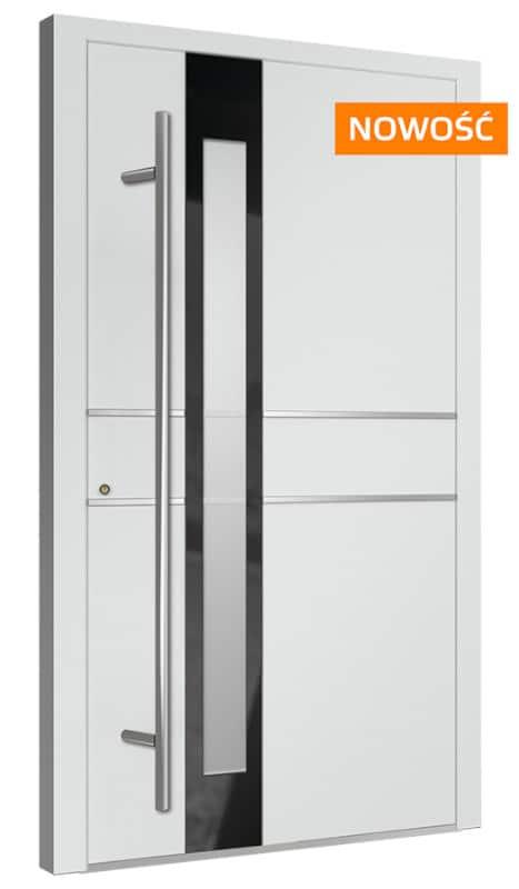 Drzwi zewnętrzne S303