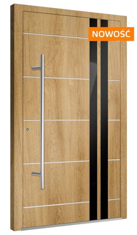 Drzwi zewnętrzne S304