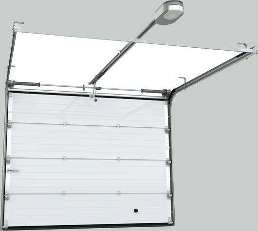 Konstrukcja bramy garażowej